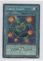 Greed Grado (Secret Rare)