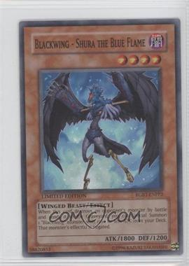 2009 Yu-Gi-Oh! Raging Battles Limited Edition Promos #RGBT-ENPP2 - Blackwing - Shura the Blue Flame
