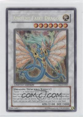 2009 Yu-Gi-Oh! Series 6 - Collectors Tins Limited Edition Promos #CT6-EN002 - Ancient Fairy Dragon