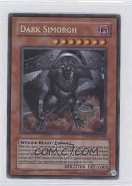 2009 Yu-Gi-Oh! Stardust Overdrive - Booster Pack [Base] - Unlimited #SOVR-EN092 - Dark Simorgh