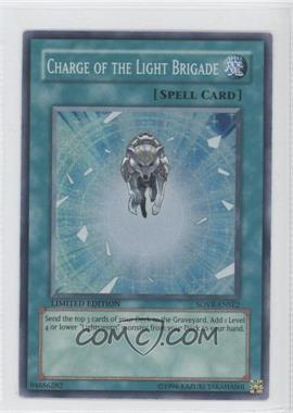 2009 Yu-Gi-Oh! Stardust Overdrive Limited Edition Promos #SOVR-ENSE2 - Charge of the Light Brigade