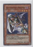 Gravekeeper's Priestess (Super Rare)