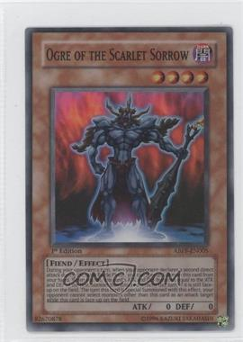 2010 Yu-Gi-Oh! Absolute Powerforce Booster Pack [Base] 1st Edition #ABPF-EN005 - Ogre of the Scarlet Sorrow
