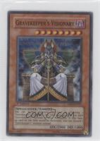 Gravekeeper's Visionary (Super Rare)