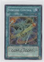 Synchro Control (Super Rare)