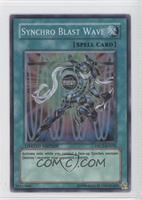 Synchro Blast Wave (Red Tin/Super Rare)