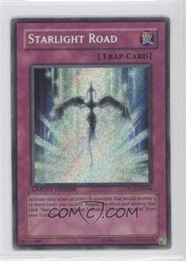 2010 Yu-Gi-Oh! Duelist Pack Collection Tins Limited Edition Promos #DPCT-EN004 - Starlight Road (All 3 Tins/Secret Rare)