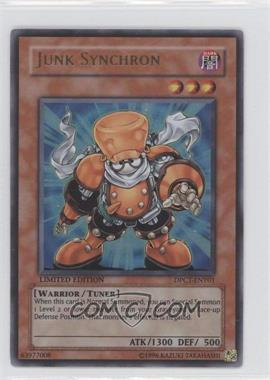 2010 Yu-Gi-Oh! Duelist Pack Collection Tins Limited Edition Promos #DPCT-ENY01 - Junk Synchron (Red Tin/Ultra Rare)