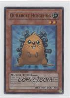 Quillbolt Hedgehog (Red Tin/Super Rare)