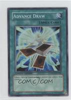 Advance Draw (Yellow Tin/Super Rare)