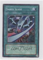 Saber Slash (Super Rare)