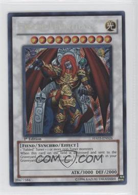 2010 Yu-Gi-Oh! Hidden Arsenal 3 Booster Pack [Base] 1st Edition #HA03-EN026 - Fabled Leviathan