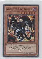 Archfiend of Gilfer