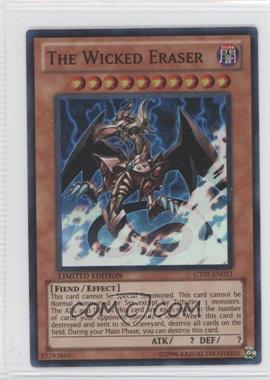2010 Yu-Gi-Oh! Series 7 Collectors Tins Limited Edition Promos #CT7-EN011 - The Wicked Eraser