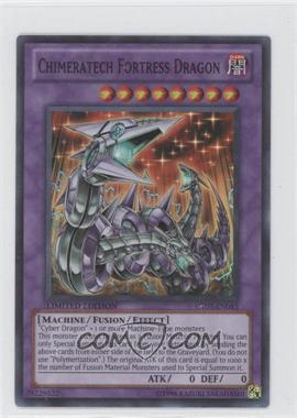2010 Yu-Gi-Oh! Series 7 Collectors Tins Limited Edition Promos #CT7-EN013 - Chimeratech Fortress Dragon