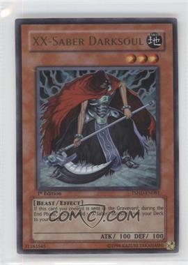 2010 Yu-Gi-Oh! The Shining Darkness Booster Pack [Base] 1st Edition #TSHD-EN081 - XX-Saber Darksoul