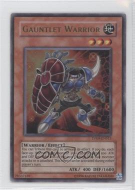 2010 Yu-Gi-Oh! Yusei Fudo 2 - Duelist Pack [Base] - Unlimited #DP09-EN013 - Gauntlet Warrior