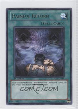 2011 Yu-Gi-Oh! Generation Force Booster Pack [Base] 1st Edition #GENF-EN088 - Painful Return