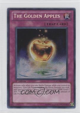 2011 Yu-Gi-Oh! Storm of Ragnarok Booster Pack [Base] 1st Edition #STOR-EN071 - The Golden Apples