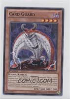 Card Guard (Black Title)