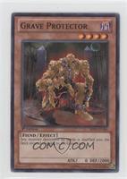 Grave Protector (Black Title)