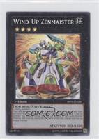 Wind-Up Zenmaister