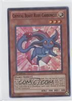 Crystal Beast Ruby Carbuncle