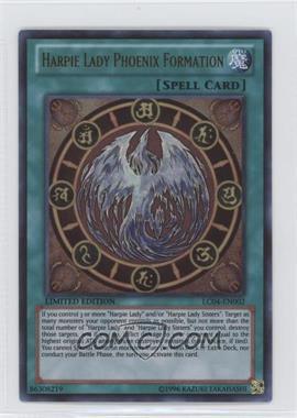 2013 Yu-Gi-Oh! Legendary Collection 4: Joey's World - Box Set [Base] - Limited Edition #LC04-EN002 - Harpie Lady Phoenix Formation