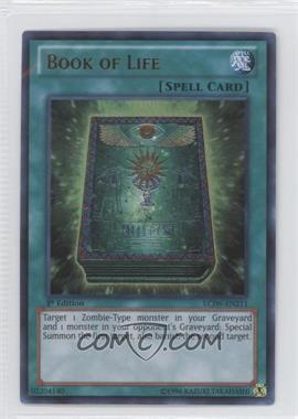 2013 Yu-Gi-Oh! Legendary Collection 4: Joey's World - Mega-Pack [Base] - 1st Edition #LCJW-EN211 - Book of Life