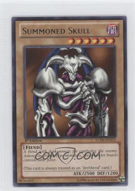 2013 Yu-Gi-Oh! Legendary Collection 4: Joey's World - Mega-Pack [Base] - 1st Edition #LCJW-EN235 - Summoned Skull