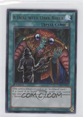 2013 Yu-Gi-Oh! Legendary Collection 4: Joey's World - Mega-Pack [Base] - 1st Edition #LCJW-EN241 - A Deal With Dark Ruler