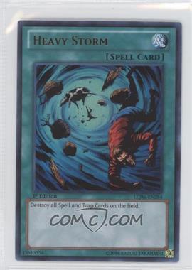 2013 Yu-Gi-Oh! Legendary Collection 4: Joey's World - Mega-Pack [Base] - 1st Edition #LCJW-EN284 - Heavy Storm