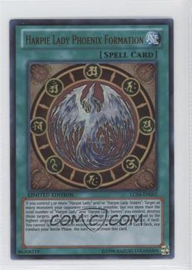 2013 Yu-Gi-Oh! Legendary Collection 4: Joey's World Box Set [Base] Limited Edition #LC04-EN002 - Harpie Lady Phoenix Formation