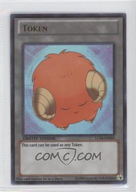2013 Yu-Gi-Oh! Legendary Collection 4: Joey's World Box Set [Base] Limited Edition #LC04-EN005 - Token (Orange Sheep)