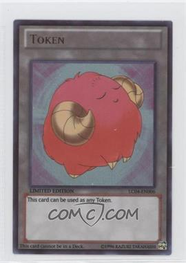 2013 Yu-Gi-Oh! Legendary Collection 4: Joey's World Box Set [Base] Limited Edition #LC04-EN006 - Token (Red Sheep)