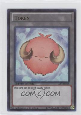 2013 Yu-Gi-Oh! Legendary Collection 4: Joey's World Box Set [Base] Limited Edition #LC04-EN009 - Token (Pink Sheep)