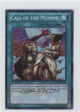 2013 Yu-Gi-Oh! Legendary Collection 4: Joey's World Mega-Pack [Base] 1st Edition #LCJW-EN212 - Call of the Mummy