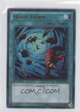 2013 Yu-Gi-Oh! Legendary Collection 4: Joey's World Mega-Pack [Base] 1st Edition #LCJW-EN284 - Heavy Storm