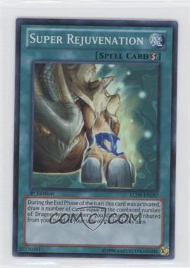 2013 Yu-Gi-Oh! Legendary Collection 4: Joey's World Mega-Pack [Base] 1st Edition #LCJW-EN287 - Super Rejuvenation