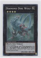 Diamond Dire Wolf