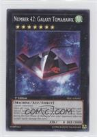Number 42: Galaxy Tomahawk