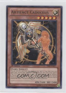 2014 Yu-Gi-Oh! Primal Origin Booster Pack [Base] 1st Edition #PRIO-EN017 - Artifact Caduceus
