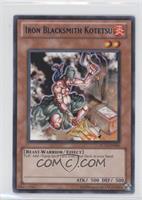 Iron Blacksmith Kotetsu