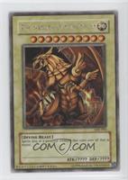 The Winged Dragon of Ra (Secret Rare)