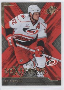2007-08 SPx SPXtreme #X26 - Eric Staal/999 - Courtesy of CheckOutMyCards.com