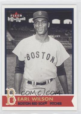 2001 Fleer Red Sox 100th #50 - Earl Wilson - Courtesy of CheckOutMyCards.com