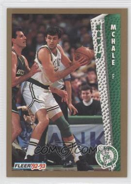 1992-93 Fleer #17 - Kevin McHale - Courtesy of COMC.com