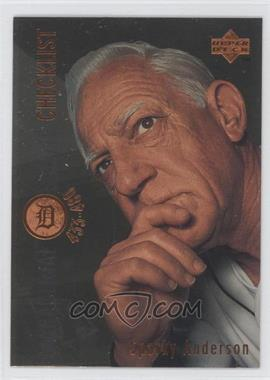 1996 Upper Deck #480 - Sparky Anderson CL - Courtesy of COMC.com