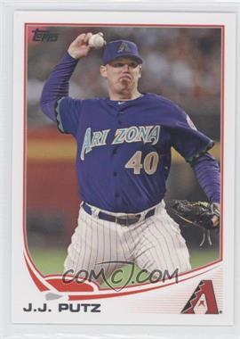 2013 Topps #240 - J.J. Putz - Courtesy of COMC.com