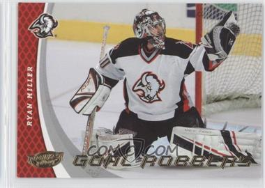 2006-07 UD Powerplay Goal Robbers #GR3 - Ryan Miller - Courtesy of CheckOutMyCards.com